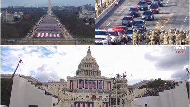 Photo of video, update | Al 46-lea președinte al SUA a fost inaugurat în cadrul unei ceremonii speciale. Biden a făcut apel la unitate