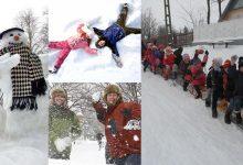Photo of Cu omăt prin cizme, cușme și mănuși, eram cei mai fericiți! Șase activități de care ne amintim cu nostalgie de când ninge iarna tot mai rar