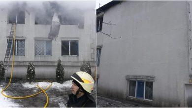 Photo of Incendiu la un azil din Ucraina: Cel puțin 15 morți și nouă răniți