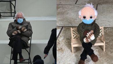 Photo of Peste 20.000 de dolari a costat o păpușă care îl reprezintă pe Bernie Sanders în celebra sa ipostază. Licitația pornise de la 5$