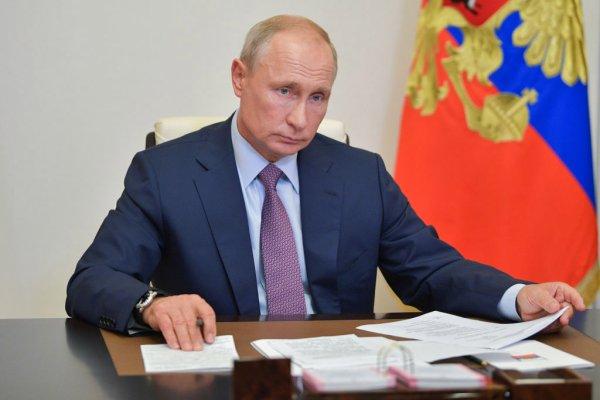 """Photo of Putin, către Sandu: """"Stimată Maia Grigorievna, vă transmit sincere felicitări…"""""""