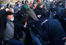 Photo of foto, video | Lupte de stradă în Rusia la -50 de grade între demonstranţii pro-Navalnîi şi poliţie. Protestatarii au venit la închisoarea opozantului