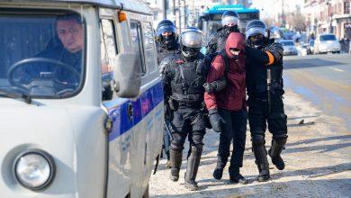 Photo of O nouă zi de proteste în Rusia împotriva lui Putin. Susținătorii lui Navalnîi au ieșit în stradă la -13 grade Celsius