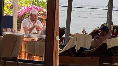 Photo of foto, update   Ion Ceban ar fi fost surprins în Egipt, într-o vacanță. Ce spune Primăria