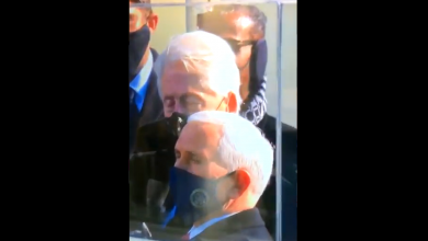 Photo of video | Fostul președintele american, Bill Clinton, a ațipit în timpul discursului lui Joe Biden