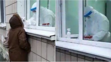 Photo of După ce s-a aflat că probele se prelevă peste geam, la Cricova a fost sistată testarea la COVID-19