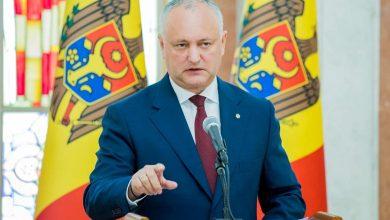 Photo of Dodon: Pot spune ferm că vom avea alegeri anticipate în luna iunie. PSRM nu va vota Guvernul Gavriliță
