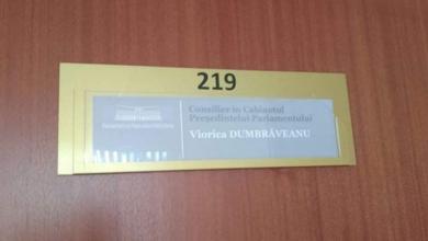 Photo of De la Guvern la Parlament: Viorica Dumbrăveanu este noua consilieră a Zinaidei Greceanîi