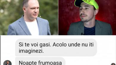 """Photo of """"Конченый"""", """"măgar"""" și """"îți voi socoti toți dinții"""": Conflict deschis între primarul Ion Ceban și vloggerul Andrei Bolocan. Care a fost mărul discordiei"""