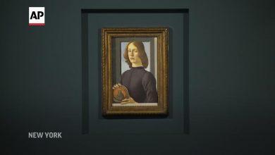 Photo of video | Un tablou celebru va fi scos la licitaţie luna aceasta. Preţ de pornire: 80 de milioane de dolari