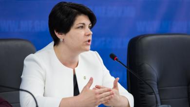 Photo of video | Ex-ministra Finanțelor, Natalia Gavriliță, este candidatura Maiei Sandu la funcția de premier