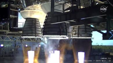 Photo of Testarea celei mai puternice rachete a NASA s-a încheiat cu un eșec parțial