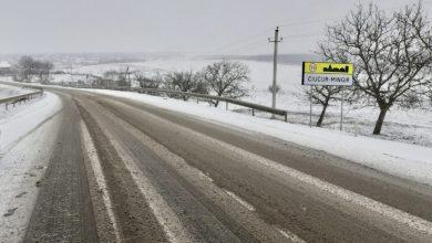 Photo of foto | Omătul a acoperit sudul și centrul Republicii Moldova. Cum se circulă pe drumurile publice?