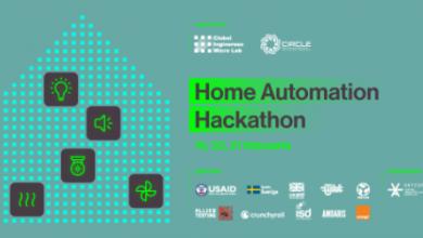 Photo of Home Automation Hackathon: Află totul despre tehnologii inovatoare de automatizare a proceselor și case inteligente în Republica Moldova
