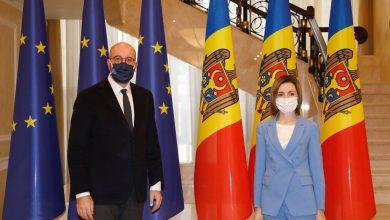 Photo of live | Urmărește pe ZUGO conferința de presă susținută de președinta țării, Maia Sandu și președintele Consiliului European, Charles Michel