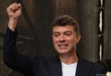Photo of Sute de oameni au participat la comemorarea asasinării opozantului rus Boris Nemţov