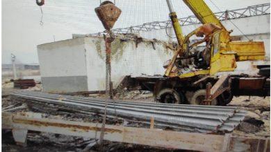 Photo of Tragedie pe un șantier de construcție. Un bărbat a decedat după ce o coloană de metal a căzut peste el