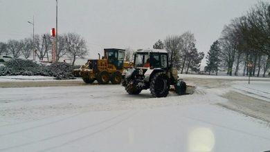 Photo of La sud – polei, iar la nord zăpadă. Cum se circulă pe drumurile naționale după ninsorile din această noapte?