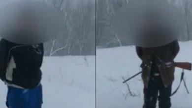 Photo of video   Fără autorizație și acte pentru arme, ar fi pornit să împuște câini, dar au vânat un fazan într-o rezervație naturală
