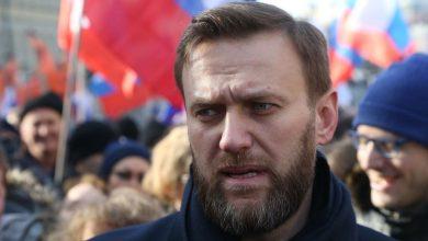 Photo of Alexei Navalnîi, laureat al Premiului Saharov al Parlamentului European