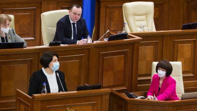 """Photo of """"Zero voturi"""". Parlamentul a spus NU: Candidatura Nataliei Gavrilița, respinsă de deputați"""