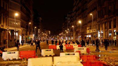 Photo of foto | Proteste în Spania după arestarea unui rapper. Barcelona, sub asediu pentru a 11-a zi: Jafuri și incendieri