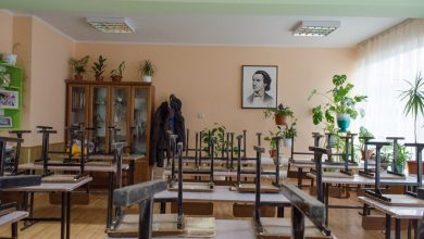 Photo of Peste 300 de elevi au COVID-19. Cinci școli din Republica Moldova, în carantină
