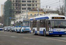 Photo of Începând cu 15 mai, o rută de troleibuz din Chișinău își schimbă orarul de circulație