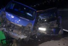 Photo of Două automobile s-au tamponat violent lângă o benzinărie din Hîncești. O femeie, transportată la spital