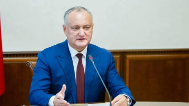 """Photo of Dodon: Pentru a """"depăși blocajul din partea președintei"""", PSRM se va adresa Comisiei de la Veneția și Consiliului Europei"""