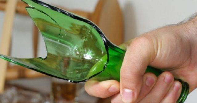 Ciob sticlă
