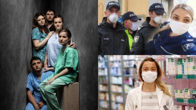 Photo of Un an de pandemie în Republica Moldova: Cinci angajați din prima linie ne-au povestit cum virusul le-a schimbat viața și munca