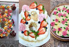 Photo of Fotografii care îți lasă gura apă! Moldovencele sărbătoresc Ziua Internațională a Femeilor cu prăjituri decorate cu flori și cifra opt