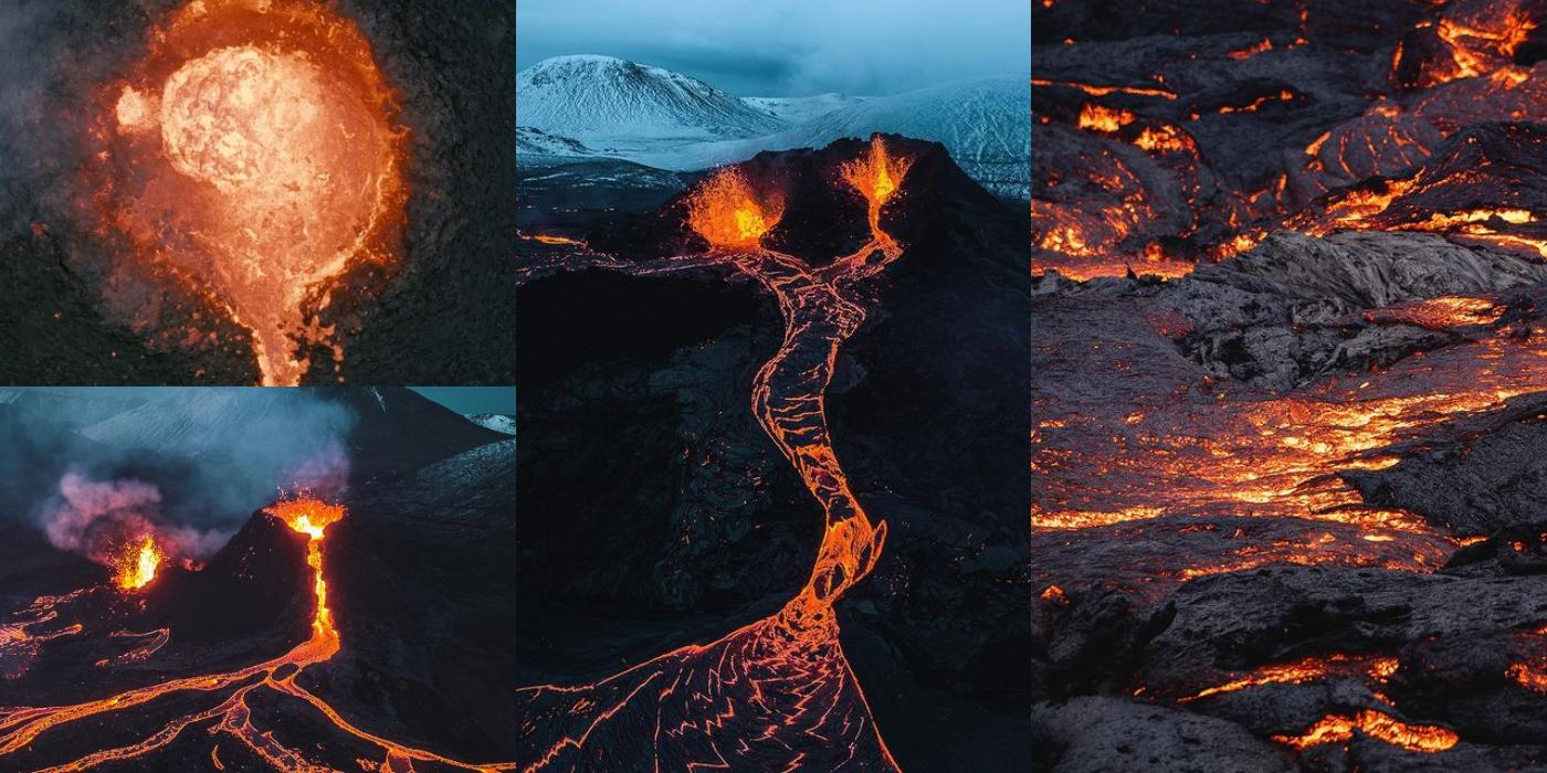 Photo of foto, video | Așa arată erupția unui vulcan deasupra craterului! Fotograful afirmă că și-a topit drona de dragul imaginilor