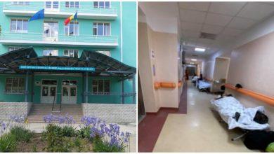 """Photo of Situație critică la spitalul din Căușeni: Nu mai sunt locuri libere, iar pacienții """"se tratează"""" pe coridoare"""