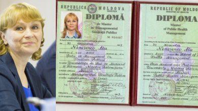 Photo of Scandalul cu diploma și averea ex-ministrei Nemerenco: Socialista Darovanaia, obligată să adreseze scuze publice și să achite despăgubiri