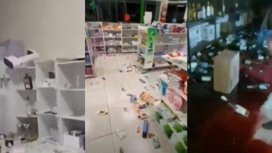 Photo of video | Grecia a fost lovită de un cutremur puternic. Momentul în care se zguduie pământul, surprins de camere de supraveghere