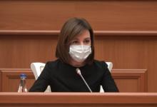 Photo of Președinta Maia Sandu și-a prezentat raportul de activitate pentru 100 de zile