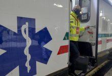 Photo of foto | Asistență medicală pentru pacienții COVID-19, pe calea ferată.Un tren de ATI va străbate Italia pentru a diminua presiunea asupra spitalelor