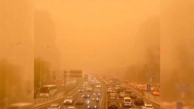 Photo of video | China: Furtunile de nisip fac ravagii. Mai multe persoane au murit, iar 80 sunt date dispărute