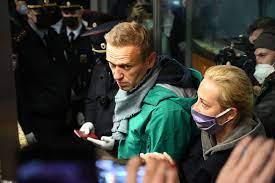 Photo of Avocat: Starea sănătăţii lui Alexei Navalnîi se deteriorează în închisoare