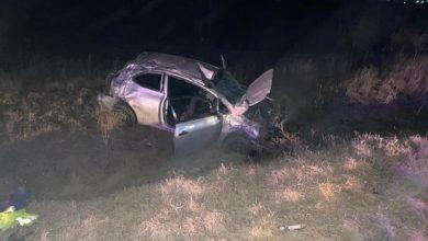 Photo of foto | Accident grav la Ialoveni: Un bărbat a murit după ce mașina în care se afla a ajuns într-un șanț