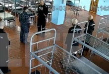 Photo of video | Presa rusă a publicat imagini de pe camerele de supraveghere instalate în penitenciarul unde s-ar afla Navalnîi