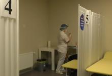 Photo of video | Primul Centru de vaccinare a fost deschis în capitală. Are capacitatea de a primi câte 200 de persoane zilnic