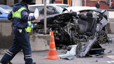 Photo of video   Un vlogger moldovean ar fi produs un accident grav în Moscova. Tânărul susține că nu el era la volan