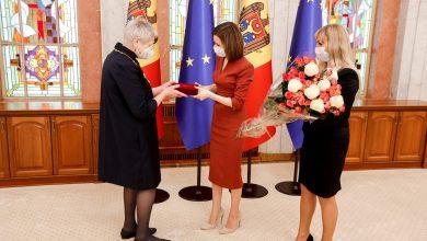 Photo of foto | O nouă dinstincție acordată de Maia Sandu. Cine a primit Ordinul Republicii?