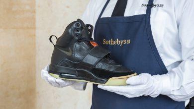 Photo of Pantofii lui Kanye West, vânduți cu 1,8 milioane de dolari. De ce sunt considerați speciali?