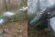 Photo of foto | Noi detalii despre accidentul aviatic de la Vadul lui Vodă. Mijlocul de zbor s-a prăbușit de la circa 300 de metri
