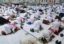 Photo of video | Doar pelerinii imunizați sunt acceptați La Mecca în timpul Ramadanului