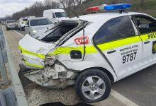 Photo of foto, video | Accident rutier grav la Strășeni, cu implicarea unei mașini INSP și a unui BMW